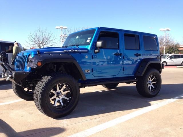 2014 Jeep Wrangler Unlimited Sahara Austin , Texas 4