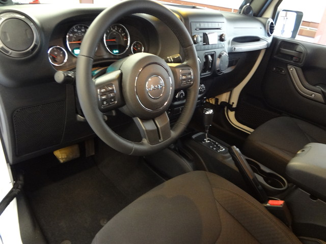2014 Jeep Wrangler Unlimited Sport Austin , Texas 15
