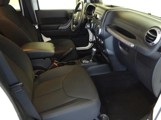 2014 Jeep Wrangler Unlimited Sport Austin , Texas 22