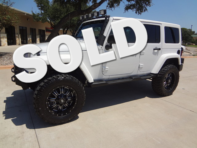 2014 Jeep Wrangler Unlimited Sport Austin , Texas 0