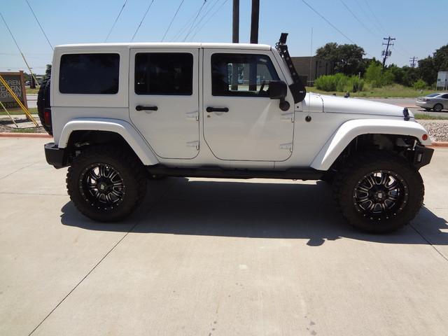 2014 Jeep Wrangler Unlimited Sport Austin , Texas 5