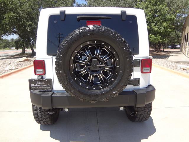 2014 Jeep Wrangler Unlimited Sport Austin , Texas 3