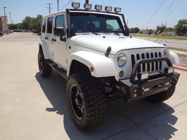 2014 Jeep Wrangler Unlimited Sport Austin , Texas 7