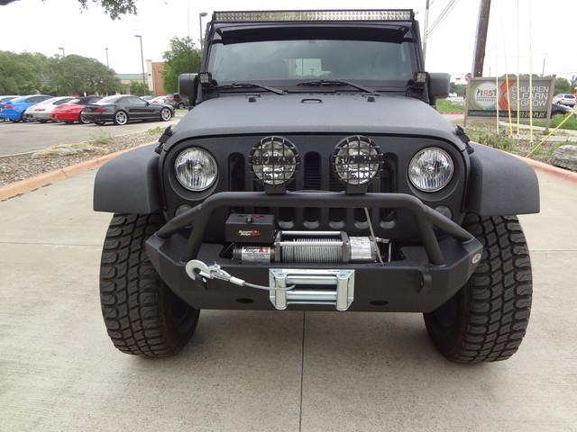 2014 Jeep Wrangler Unlimited Sport Austin , Texas 9