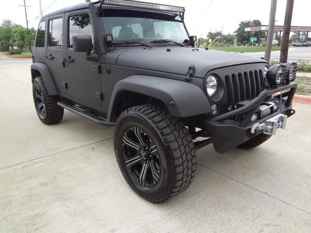 2014 Jeep Wrangler Unlimited Sport Austin , Texas 8