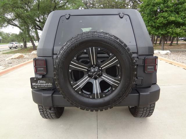2014 Jeep Wrangler Unlimited Sport Austin , Texas 4