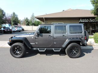 2014 Jeep Wrangler Unlimited Rubicon Custom/See Listing! Bend, Oregon 1