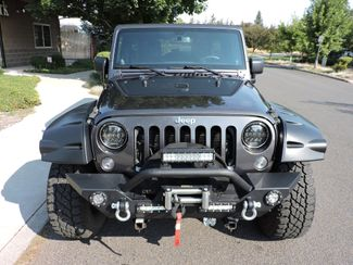 2014 Jeep Wrangler Unlimited Rubicon Custom/See Listing! Bend, Oregon 4