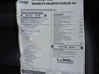 2014 Jeep Wrangler Unlimited Rubicon Custom/See Listing! Bend, Oregon 30