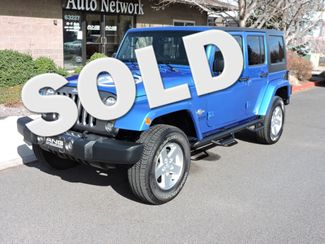 2014 Jeep Wrangler Unlimited 4WD Freedom Edition Only 18K Miles! Bend, Oregon