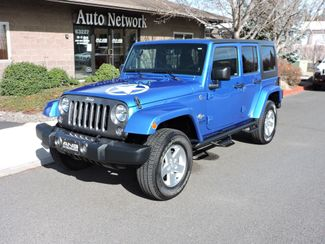 2014 Jeep Wrangler Unlimited 4WD Freedom Edition Only 18K Miles! Bend, Oregon 1
