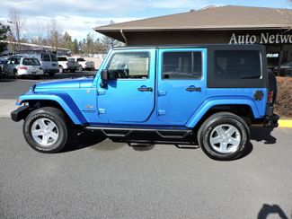 2014 Jeep Wrangler Unlimited 4WD Freedom Edition Only 18K Miles! Bend, Oregon 2