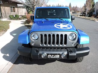 2014 Jeep Wrangler Unlimited 4WD Freedom Edition Only 18K Miles! Bend, Oregon 5