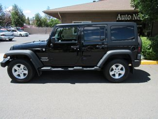 2014 Jeep Wrangler Unlimited Sport  Hard Top Bend, Oregon 1