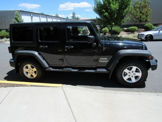 2014 Jeep Wrangler Unlimited Sport  Hard Top Bend, Oregon 3