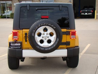 2014 Jeep Wrangler Unlimited Sahara Bettendorf, Iowa 24