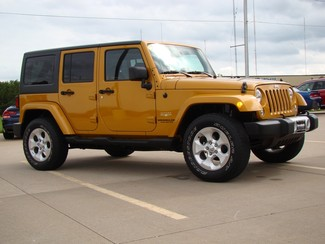 2014 Jeep Wrangler Unlimited Sahara Bettendorf, Iowa 21