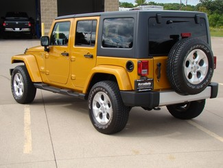 2014 Jeep Wrangler Unlimited Sahara Bettendorf, Iowa 33