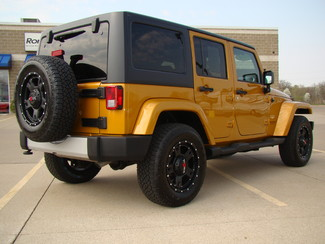 2014 Jeep Wrangler Unlimited Sahara Bettendorf, Iowa 41