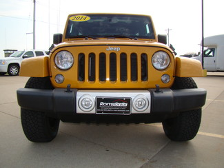 2014 Jeep Wrangler Unlimited Sahara Bettendorf, Iowa 44