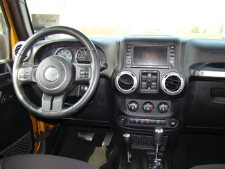 2014 Jeep Wrangler Unlimited Sahara Bettendorf, Iowa 47