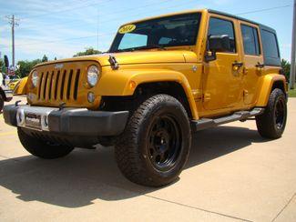 2014 Jeep Wrangler Unlimited Sahara Bettendorf, Iowa 25