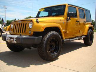 2014 Jeep Wrangler Unlimited Sahara Bettendorf, Iowa