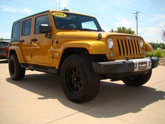 2014 Jeep Wrangler Unlimited Sahara Bettendorf, Iowa 29