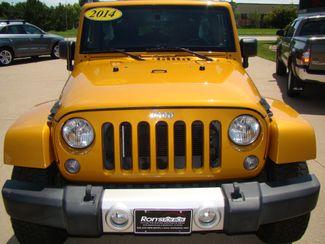 2014 Jeep Wrangler Unlimited Sahara Bettendorf, Iowa 30