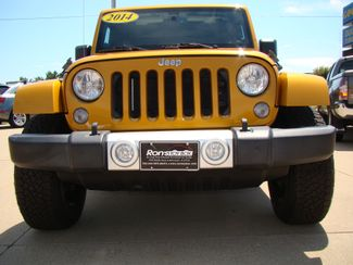 2014 Jeep Wrangler Unlimited Sahara Bettendorf, Iowa 1