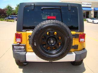 2014 Jeep Wrangler Unlimited Sahara Bettendorf, Iowa 5