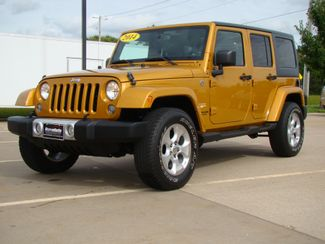 2014 Jeep Wrangler Unlimited Sahara Bettendorf, Iowa