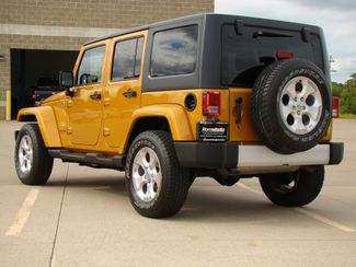 2014 Jeep Wrangler Unlimited Sahara Bettendorf, Iowa 37