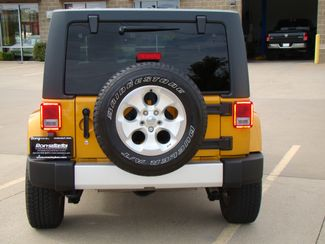 2014 Jeep Wrangler Unlimited Sahara Bettendorf, Iowa 4