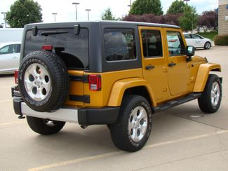 2014 Jeep Wrangler Unlimited Sahara Bettendorf, Iowa 40
