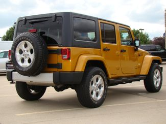 2014 Jeep Wrangler Unlimited Sahara Bettendorf, Iowa 5