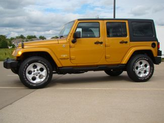 2014 Jeep Wrangler Unlimited Sahara Bettendorf, Iowa 2