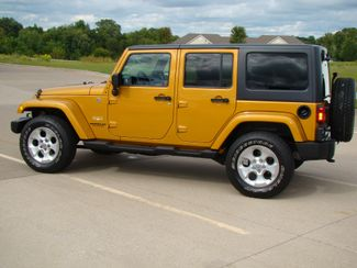 2014 Jeep Wrangler Unlimited Sahara Bettendorf, Iowa 34
