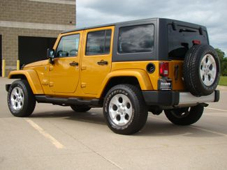 2014 Jeep Wrangler Unlimited Sahara Bettendorf, Iowa 3