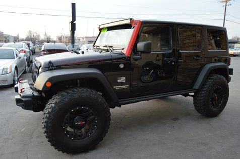 2014 Jeep Wrangler Unlimited Rubicon | Bountiful, UT | Antion Auto in Bountiful, UT