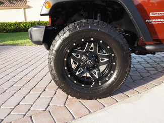 2014 Jeep Wrangler Unlimited Sport Dania Beach, Florida 1