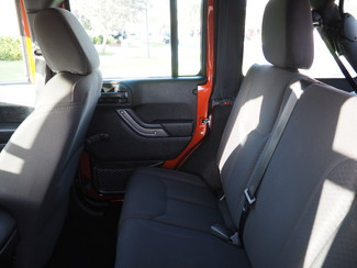 2014 Jeep Wrangler Unlimited Sport Dania Beach, Florida 14