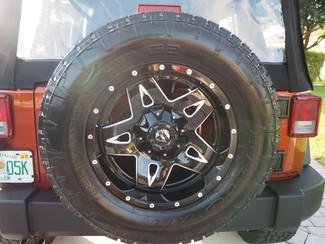 2014 Jeep Wrangler Unlimited Sport Dania Beach, Florida 3