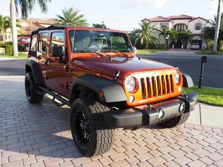 2014 Jeep Wrangler Unlimited Sport Dania Beach, Florida 4