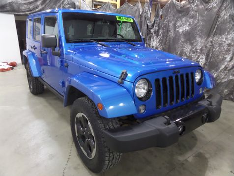 2014 Jeep Wrangler Unlimited Polar Edition in , ND