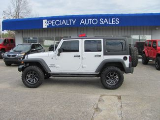 2014 Jeep Wrangler Unlimited Sport Dickson, Tennessee