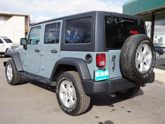 2014 Jeep Wrangler Unlimited Sport Englewood, CO 2