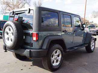2014 Jeep Wrangler Unlimited Sport Englewood, CO 4