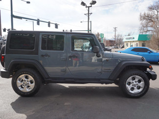 2014 Jeep Wrangler Unlimited Sport Englewood, CO 5