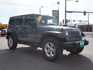2014 Jeep Wrangler Unlimited Sport Englewood, CO 6